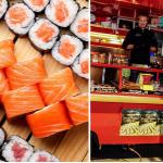 Profiteer bij ActievandeDag van 40% korting op entree tot het Sushi Festival in Amsterdam
