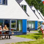 Bij ActievandeDag boek je een huisje in het vakantiepark van Walibi + toegang tot het pretpark met 40% korting