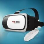 Bespaar 50% op een VR-bril met bluetooth bij MegaGadgets