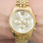 Scoor een Michael Kors Lexington Chronographs met 45% korting bij Watch2Day