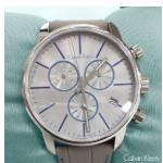 Pak bij Watch2Day 65% korting op een Calvin Klein 'Swiss Made' horloge