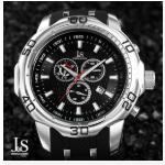 Bestel bij Watch2Day een Joshua & Sons Swiss Quartz Chronographs met 75% korting