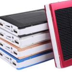 Bestel een krachtige Solar powerbank met 25% korting bij VanOutlet