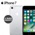 Scoor een refurbished iPhone 7 bij Telegraaf met -50% korting