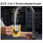 Bestel een ACE 3-in-1 kokendwaterkraan bij Telegraaf met -40% korting