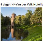 Profiteer bij Telegraaf van 55% korting op 4 dagen in een 4*-Van der Valk nabij Nijmegen