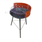Bestel nu een houtskoolbarbecue met verstelbare grill bij DealDonkey met 80% korting