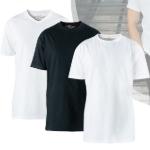 Bestel bij Voordeelvanger een 3-Pack Cotton Butcher Long Fit T-Shirts met 50% korting