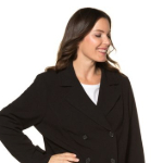 Scoor nu een jas in lichte wollook bij Ulla Popken met €40,- korting