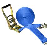 Logistiekconcurrent geeft 25% korting op een spanband van 9 meter