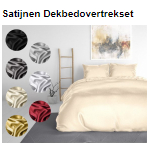 Scoor een satijnen dekbedovertrek met 65% korting bij Telegraaf