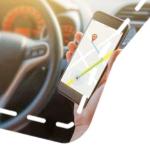 Scoor nu bij 1DayFly een smartphonehouder met QI oplader voor in de auto