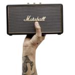Coolshop geeft 22% korting op een Marshall Stockwell Bluetooth Speaker