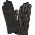 Calvin Klein leren handschoenen zijn nu met 50% afgeprijsd - korting Dress For Less