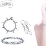 Bij Marktplaats shop je diverse sieraden met Swarovski-elementen met -80% korting