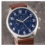 Ontvang bij Watch2Day 80% korting op een Elevon Lindbergh horloge