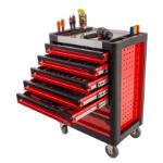 Profiteer bij Gereedschapdeal van 60% korting op een gevulde gereedschapswagen + ontvang een GRATIS gereedschapstrolley