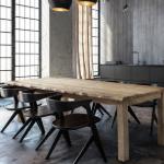 Marktplaats aanbieding: scoor nu een robuuste houten eettafel met 70% korting