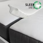 Bij Marktplaats vind je nu een SleepMed traagschuim matraswig met 64% korting