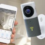 Bij Telegraaf bestel je een beveiligingscamera van Sinji met 65% korting