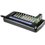 Een Basetech BTL AA batterijlader scoor je met 17% korting bij Conrad