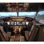Scoor bij ActievandeDag 73% korting op vliegen in een Boeing simulator