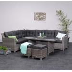 Bespaar 20% op deze 5-delige loungeset bij AVH Outdoor