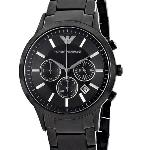 Bespaar nu 60% op een Emporio Armani herenhorloge bij Watch2Day