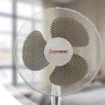 Voordeelvanger aanbieding: bestel een Herzberg staande ventilator nu met 64% korting