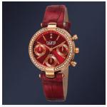 Ontvang bij Watch2Day 86% korting op een Bürgi Diamond dameshorloge
