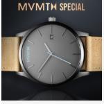 Pak 35% korting op een MVMT classic horloge bij Watch2Day