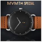 Ontvang 36% korting op een MVMT Revolver horloge bij Watch2Day