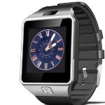Bestel een smartwatch met bluetooth camera en micro sim kaart functie met 85% korting | Voordeelvanger