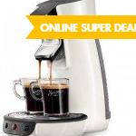 Expert Online Super Deal - Pak €20,- korting op een Philips Senseo