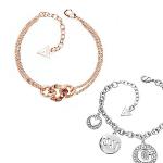 Voordeelvanger | Profiteer van 56% korting op diverse juwelen van Guess