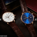 Scoor Cortese Savoia Chronographs met 72% korting bij Watch2Day