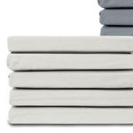 Bestel 2 hoeslakens van Ten Cate via GroupDeal met 50% korting | Kies uit 5 kleuren!