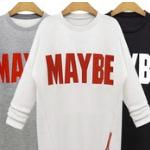 Betaal nu maar €13,99 voor een sweater in 3 verschillende kleuren bij Groupon