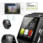 Bestel via Dealdigger een smartwatch voor iPhone en Android met 68% korting
