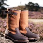 Bestel waterdichte lederen Travelin Outdoor laarzen met 60% korting | Koopjedeal