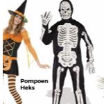Ontvang 70% korting op diverse Halloween kostuums bij VSdeal