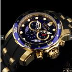 Watch2Day - Pak 77% korting op een Invicta Pro Diver Chronograph horloge