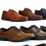 56% korting op kwaliteitsschoenen voor heren bij OneDayOnly