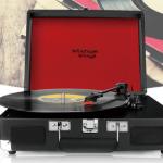 GroupDeal - 75% korting op een vintage vinyl platenspeler