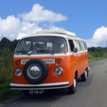 Ga een midweek of weekend er tussenuit met een authentieke Volkswagencamper | 57% korting bij Groupon!
