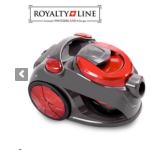 Koop een Royalty Line stofzuiger met 67% korting via DealDonkey