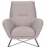 Nu €100,- korting op fauteuil Leona bij Trendhopper