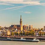 Verblijf 4 dagen in Nijmegen voor slechts €94,50 p.p. | Cheap.nl