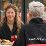 Profiteer tijdelijk van een gratis lunch en diner bij Zwaluwhoeve entree