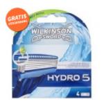 Voor slechts €11,50 koop je Wilkinson Sword Hydro 5 scheermesjes bij Voordeligscheren + GRATIS verzending